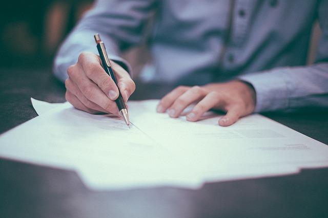 運送引受書に関するルールの一部改正について